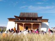 На открытии храма Устуу-Хурээ будет весь мир - по видеосвязи