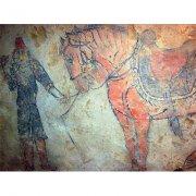 Мавзолей древнетюркского властителя