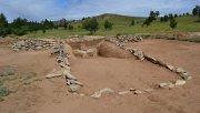 Сибирские археологи передали на анализ останки царей империи Хунну