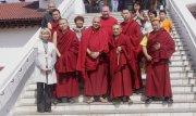 """Тензин Приядарши: Впервые слово """"Тува"""" я услышал из уст Его Святейшества Далай-ламы"""
