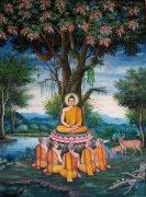 Найдена древнейшая буддийская святыня