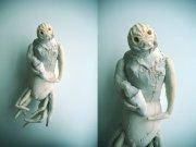 В Москве откроется выставка Евгения Антуфьева «Двенадцать, дерево, дельфин, нож, чаша, маска, кристалл, кость и мрамор: слияние. Исследование материалов»