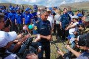 Русское географическое общество открывает четвёртый сезон географо-археологической экспедиции «Кызыл – Курагино»