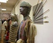 В Хакасском национальном краеведческом музее открылась выставка «Мужчина. Воин. Охотник»