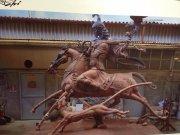 Церемонию открытия скульптурного ансамбля «Центр Азии» можно будет увидеть в прямой трансляции в Интернете
