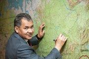 Куда советует съездить президент Русского географического общества Сергей Шойгу