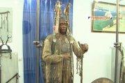 Выставка «Шаман: посредник между мирами» открылась сегодня в музее истории Бурятии.