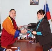 Тувинский госуниверситет и Управление Камбы ламы Тувы займутся вопросами воспитания