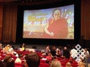 В Москве отпраздновали 80-летие Его Святейшества Далай-ламы XIV