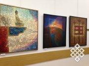 В Национальном музее Горного Алтая открылась выставка Шой Чурука