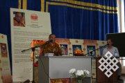 В Тувинском госуниверситете прошел диспут, посвященный 80-летию Его Святейшества Далай-ламы XIV