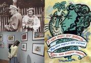 В Национальном музее Тувы открылась выставка «Т. А. Маврина и Н. В. Кузьмин — иллюстраторы А. С. Пушкина»