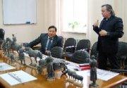 В мэрии Кызыла ознакомились с эскизами памятника тувинским добровольцам