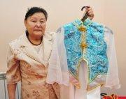 В Доме народного творчества прошла выставка-ярмарка национальной одежды