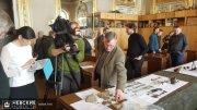 Санкт-Петербургские археологи презентовали находки из Тувы