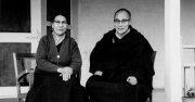 В Тувинском книжном издательстве вышла книга Дики Церинг «Мой сын Далай-лама»