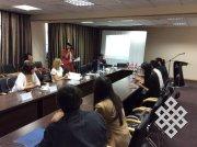 Состоялось собрание членов Тувинско-китайского общества сотрудничества