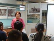 В музее ТувГУ состоялась выставка «Этнография хакасов в фотографиях С. Д. Майнагашева»