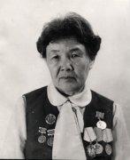 Ушла из жизни Народный учитель СССР Арыя Араптановна Алдын-оол