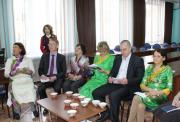 В Тувинском университете началась реализация проекта «Изучаем тувинский язык»