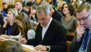 Президент Русского географического общества Сергей Шойгу написал географический диктант