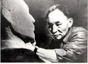В Национальном музее Тувы работает выставка «Оживший камень Хертека Тойбухаа»