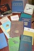 В Туву прибыла библиотека Севьяна Вайнштейна