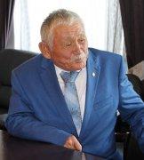 Первый Народный художник России из Тувы