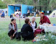 """Фестиваль """"Устуу-Хурээ"""" - музыкальное пиршество на лоне природы"""