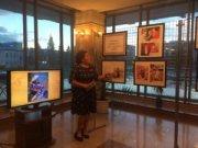 В Национальном театре Тувы прошла передвижная выставка «Хоомей – душа тувинского народа»