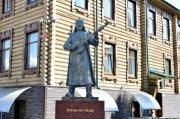 В Кызыле открыт памятник Народному хоомейжи Тувы Конгар-оолу Ондару