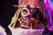 5-летний юбилей отмечает Тувинский государственный театр кукол