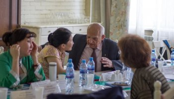 Республики на Востоке России: траектории экономического, демографического и территориального развития