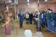 В Национальном музее Тувы открытие выставки «Субедей-Маадыр – великий урянхайский полководец»