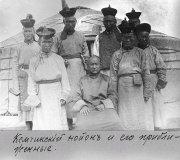 Правителю Хемчикского хошуна Монгуш Хайдыпу исполнилось бы 160 лет