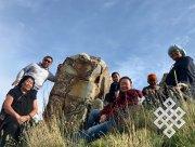 В Туве открыты новые петроглифы