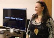 Встреча с венгерской исследовательницей песенной культуры и тувинского шаманизма Евой Каналаш