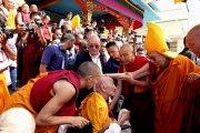 Тувинские буддийские паломники XXI века